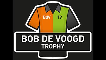 BOB DE VOOGD TROPHY  zaterdag 22 oktober 2022