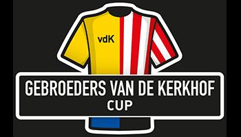 GEBROEDERS VAN DE KERKHOF CUP  zondag 17 juli 2022
