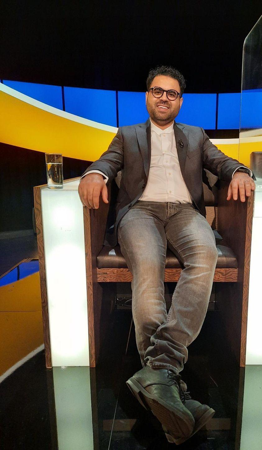 Chahim uitdager in kenniskwis Slimste Mens