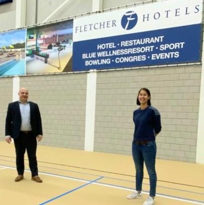 Fletcher Helmond helpt Meulendijks examens door