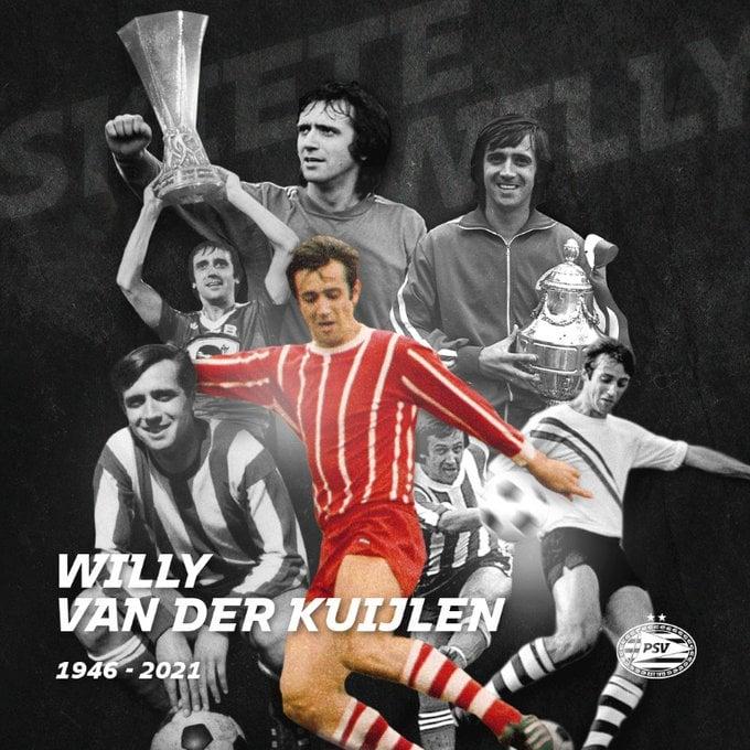 Helmonder Willy van der Kuijlen (74) overleden