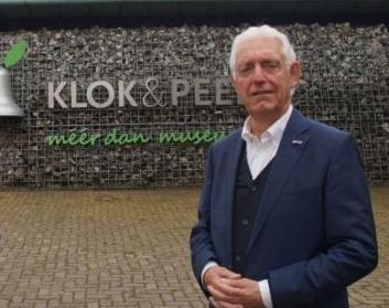 Stienen ook voorzitter Astense museum Klok en Peel