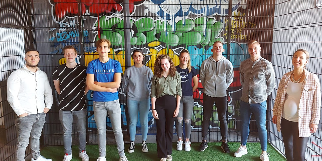 Draaiboek-college stagiaires Hogeschool Rotterdam