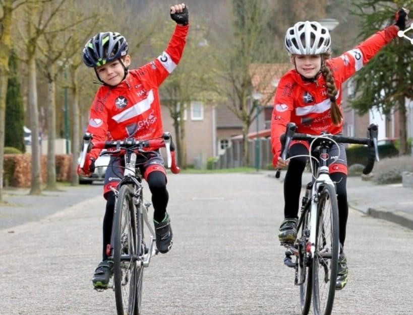 Nick en Nina van Eck eerste aanmelders stichting