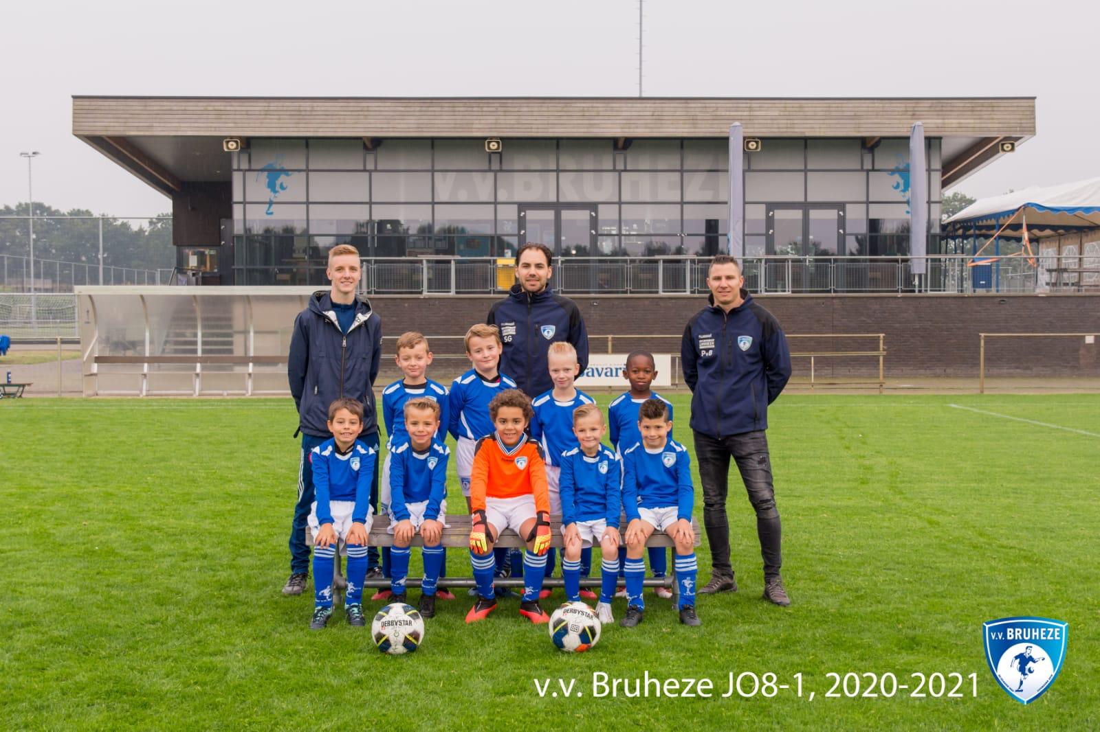 Ook Bruheze -8 naar Gebroeders Van de Kerkhof Cup
