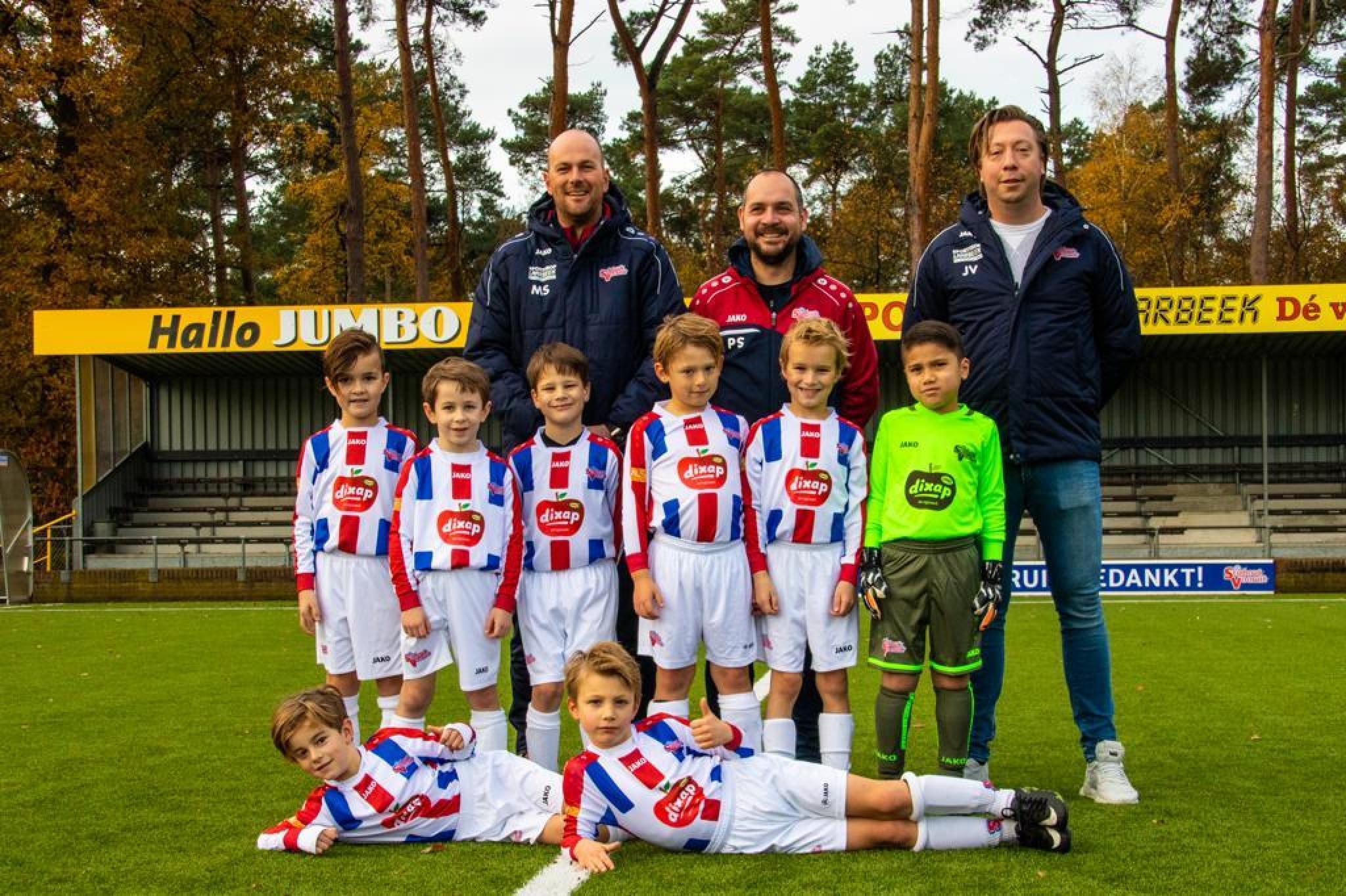 Ook -8 Stiphout Vooruit eert Gebroeders Van de Kerkhof