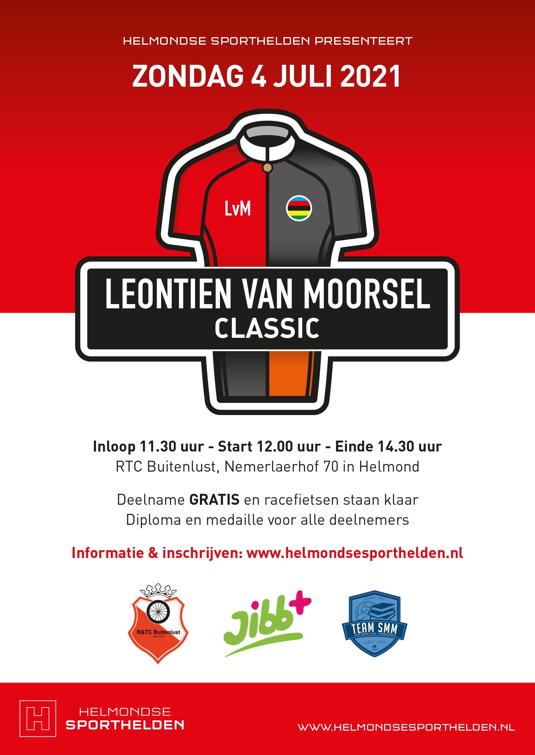Wielerclinics in aanloop naar Leontien van Moorsel Classic