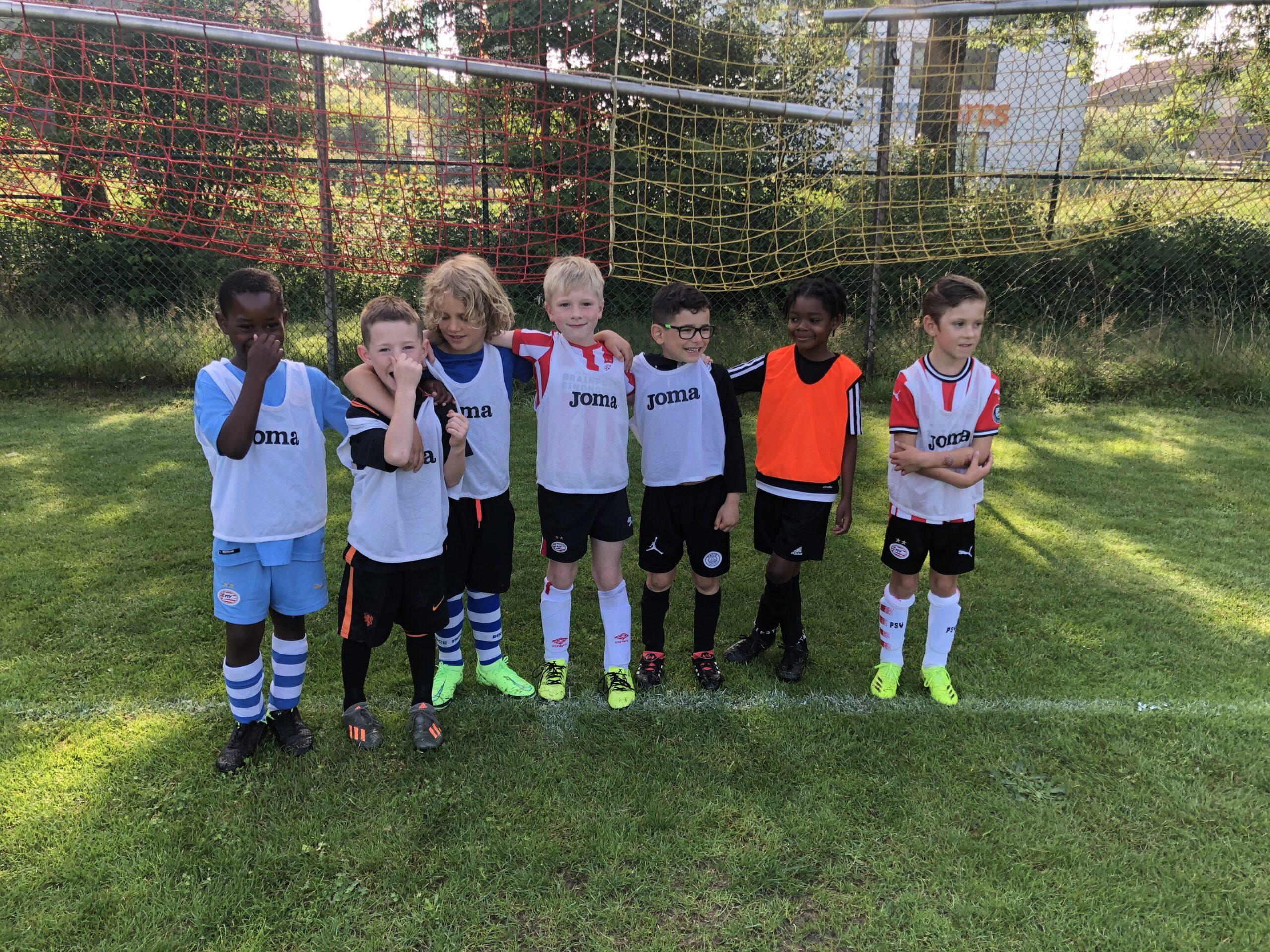 Ook -8 FC Eindhoven op Gebroeders Van de Kerkhof Cup
