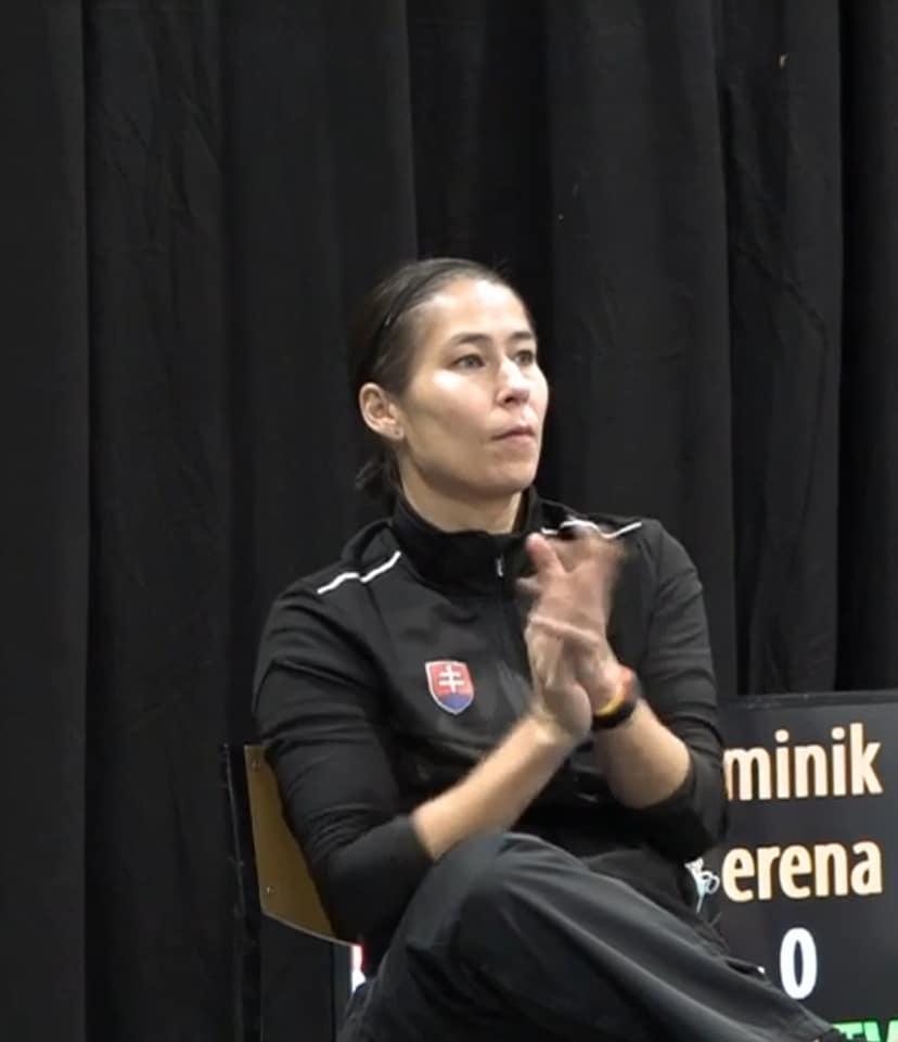 Slowaakse bondscoach Judith Meulendijks niet in Tokyo