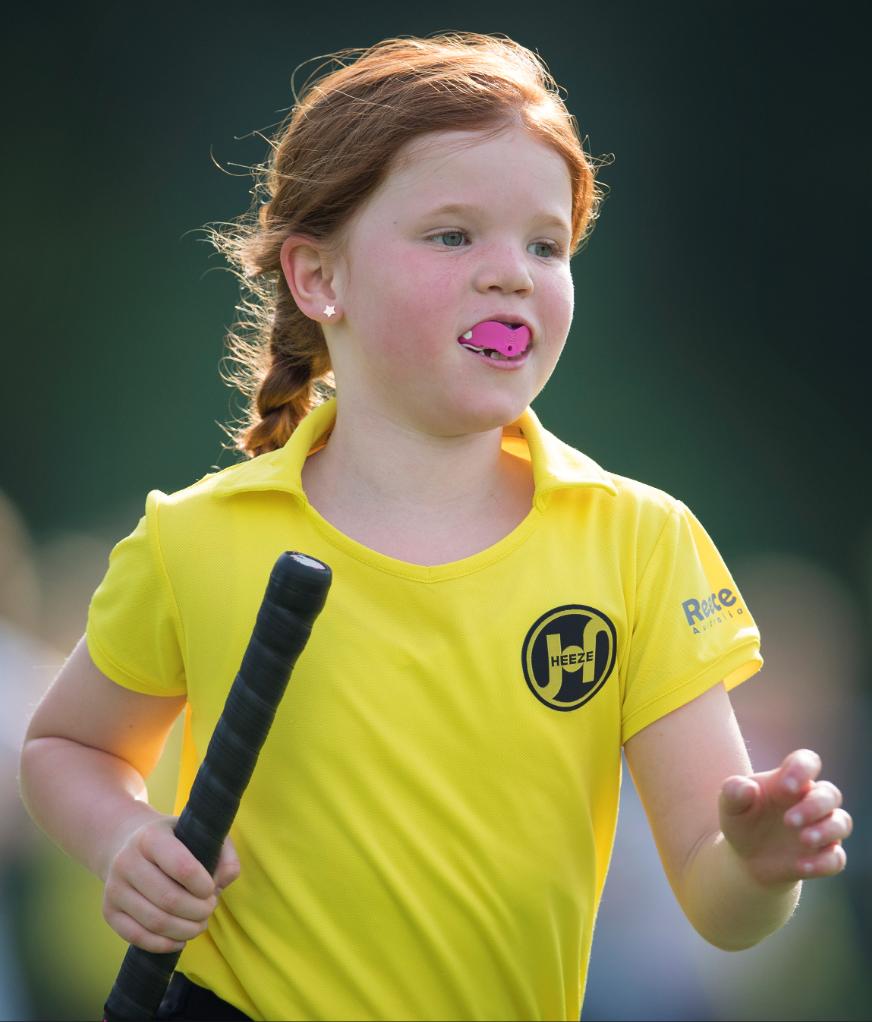 Meisjes HC Heeze ook naar Helmondse Trophy